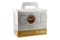 Солодовый экстракт Muntons Gold - Continental Pilsner